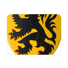Flanders Coat Of Arms  Double Sided Flano Blanket (mini)