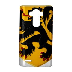 Flanders Coat Of Arms  Lg G4 Hardshell Case