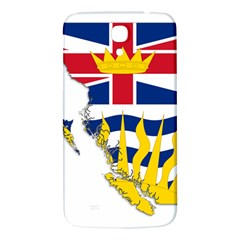 Flag Map Of British Columbia Samsung Galaxy Mega I9200 Hardshell Back Case