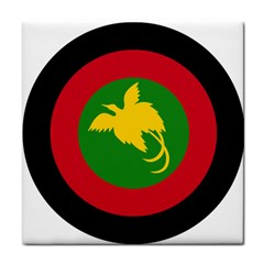 Roundel Of Papua New Guinea Air Operations Element Tile Coasters
