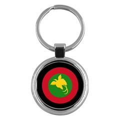 Roundel Of Papua New Guinea Air Operations Element Key Chains (round)