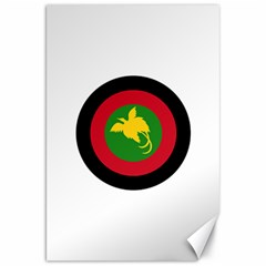 Roundel Of Papua New Guinea Air Operations Element Canvas 20  X 30