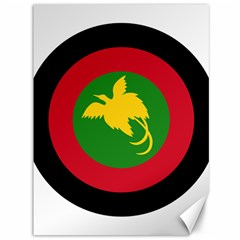 Roundel Of Papua New Guinea Air Operations Element Canvas 36  X 48