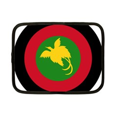 Roundel Of Papua New Guinea Air Operations Element Netbook Case (small)
