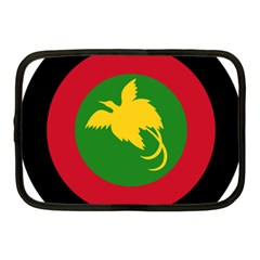 Roundel Of Papua New Guinea Air Operations Element Netbook Case (medium)
