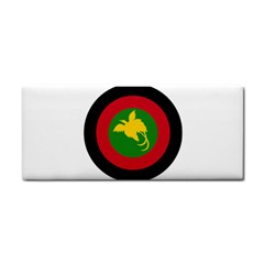 Roundel Of Papua New Guinea Air Operations Element Hand Towel