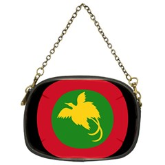 Roundel Of Papua New Guinea Air Operations Element Chain Purses (one Side)