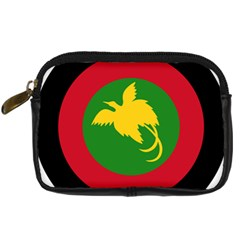 Roundel Of Papua New Guinea Air Operations Element Digital Camera Cases