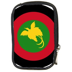 Roundel Of Papua New Guinea Air Operations Element Compact Camera Cases