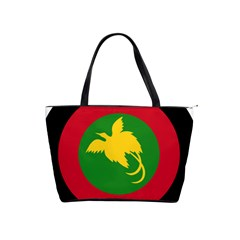 Roundel Of Papua New Guinea Air Operations Element Shoulder Handbags