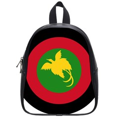 Roundel Of Papua New Guinea Air Operations Element School Bags (small)