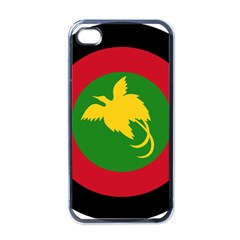 Roundel Of Papua New Guinea Air Operations Element Apple Iphone 4 Case (black)
