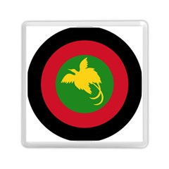 Roundel Of Papua New Guinea Air Operations Element Memory Card Reader (square)