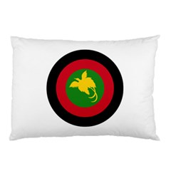 Roundel Of Papua New Guinea Air Operations Element Pillow Case (two Sides)