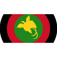 Roundel Of Papua New Guinea Air Operations Element You Are Invited 3d Greeting Card (8x4)