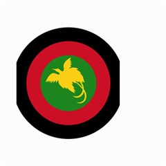 Roundel Of Papua New Guinea Air Operations Element Small Garden Flag (two Sides)