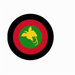 Roundel Of Papua New Guinea Air Operations Element Large Garden Flag (two Sides)