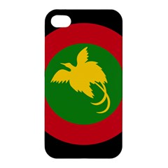 Roundel Of Papua New Guinea Air Operations Element Apple Iphone 4/4s Premium Hardshell Case