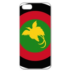 Roundel Of Papua New Guinea Air Operations Element Apple Seamless Iphone 5 Case (clear)