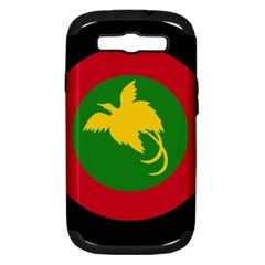 Roundel Of Papua New Guinea Air Operations Element Samsung Galaxy S Iii Hardshell Case (pc+silicone)