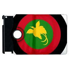 Roundel Of Papua New Guinea Air Operations Element Apple Ipad 2 Flip 360 Case