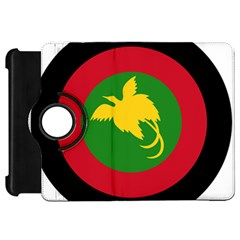 Roundel Of Papua New Guinea Air Operations Element Kindle Fire Hd Flip 360 Case