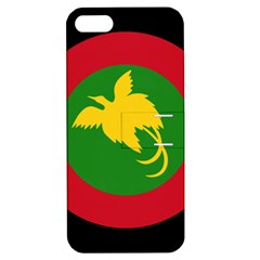 Roundel Of Papua New Guinea Air Operations Element Apple Iphone 5 Hardshell Case With Stand