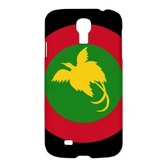 Roundel Of Papua New Guinea Air Operations Element Samsung Galaxy S4 I9500/i9505 Hardshell Case