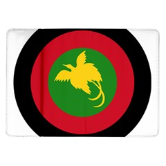 Roundel Of Papua New Guinea Air Operations Element Samsung Galaxy Tab 10 1  P7500 Flip Case