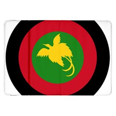 Roundel Of Papua New Guinea Air Operations Element Samsung Galaxy Tab 8 9  P7300 Flip Case