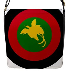 Roundel Of Papua New Guinea Air Operations Element Flap Messenger Bag (s)