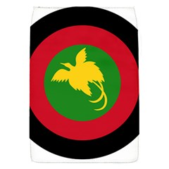 Roundel Of Papua New Guinea Air Operations Element Flap Covers (s)