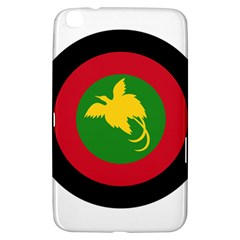 Roundel Of Papua New Guinea Air Operations Element Samsung Galaxy Tab 3 (8 ) T3100 Hardshell Case