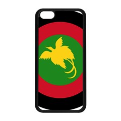 Roundel Of Papua New Guinea Air Operations Element Apple Iphone 5c Seamless Case (black)