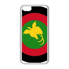 Roundel Of Papua New Guinea Air Operations Element Apple Iphone 5c Seamless Case (white)
