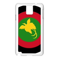 Roundel Of Papua New Guinea Air Operations Element Samsung Galaxy Note 3 N9005 Case (white)