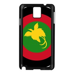 Roundel Of Papua New Guinea Air Operations Element Samsung Galaxy Note 3 N9005 Case (black)