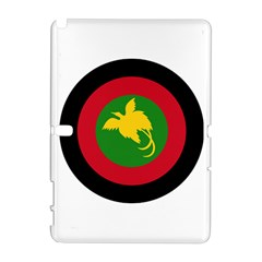 Roundel Of Papua New Guinea Air Operations Element Samsung Galaxy Note 10 1 (p600) Hardshell Case