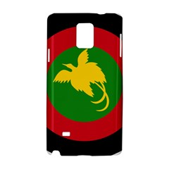 Roundel Of Papua New Guinea Air Operations Element Samsung Galaxy Note 4 Hardshell Case