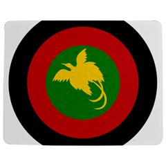 Roundel of Papua New Guinea Air Operations Element Jigsaw Puzzle Photo Stand (Rectangular)