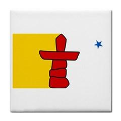 Flag Of Nunavut  Face Towel