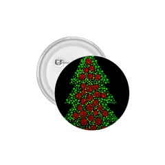 Sparkling Christmas tree 1.75  Buttons
