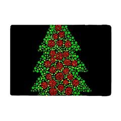 Sparkling Christmas tree Apple iPad Mini Flip Case
