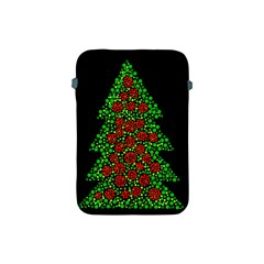 Sparkling Christmas tree Apple iPad Mini Protective Soft Cases