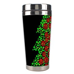 Sparkling Christmas tree Stainless Steel Travel Tumblers