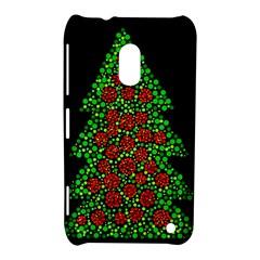 Sparkling Christmas tree Nokia Lumia 620