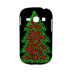 Sparkling Christmas tree Samsung Galaxy S6810 Hardshell Case