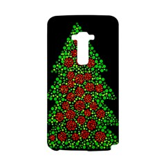 Sparkling Christmas tree LG G Flex