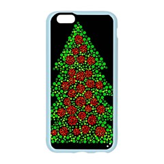 Sparkling Christmas tree Apple Seamless iPhone 6/6S Case (Color)