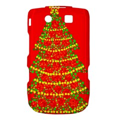Sparkling Christmas tree - red Torch 9800 9810